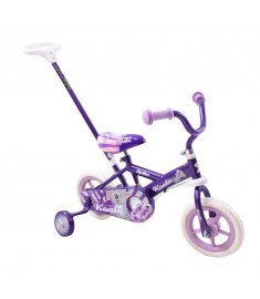 "Spike Koala 10"" Wheel Steering Bike Purple"