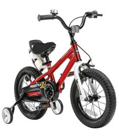 "RoyalBaby Freestyle 12"" Wheel Bike Red"