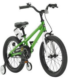 "Royal Baby Freestyle 14"" Wheel Band Brake Green"