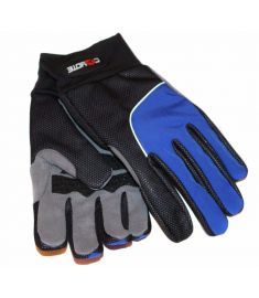Coyote Urban Winter Cycling Gloves Royal Blue