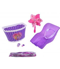 Kids Dolly Seat Accessories Deluxe Pack - Purple