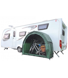 TidyTent Trio Triple Arch Bike Storage Tent