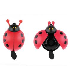 Oxford Ladybird Bell Red