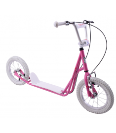 "Professional Blossom 12"" Wheel Scooter Pink"