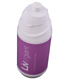 Liv/Giant Tacx 500cc Water Bottle Purple