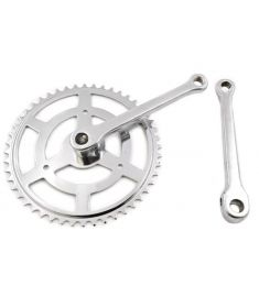 "Cottered 48T 1/8"" 170mm Chainset Chrome"