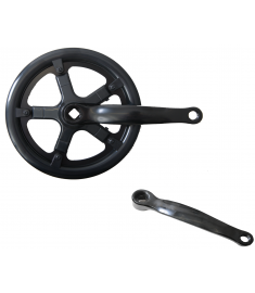 46T Single Ring Chainwheel Set 170mm