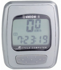 Union 8 Function Cycling Computer