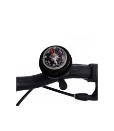 Oxford Compass Bell Black