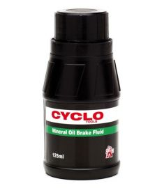Weldtite Mineral Oil Brake Fluid 125ml