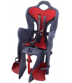 BELLELLI CHILD SEAT B1 FRAME FIT GREY/RED