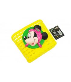 MICKEY MOUSE BASKET YELLOW