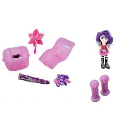 Kids Dolly Seat Accessories Deluxe Pack + Molly Dolly - Pink