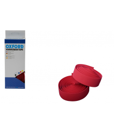 Oxford Handlebar Tape Red