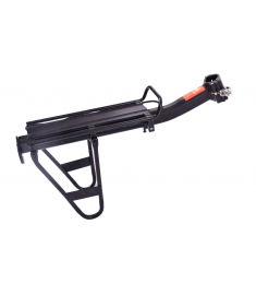 Ammaco Quick Release Seat Post Mounted Carrier Rack