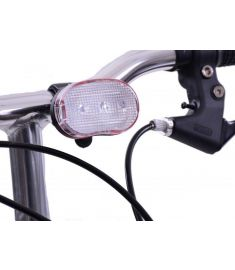 3 LED FRONT WHITE HEADLIGHT