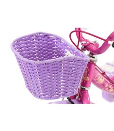 Raleigh Molli 2016 Front Basket Lilac