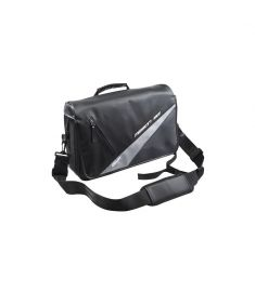 Giant Mission Biz Leather Messenger Bag