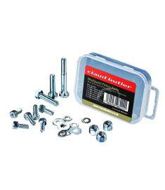 Claud Butler Mudguard Fitting Kit Nuts & Bolts