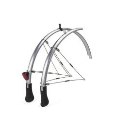 Raleigh Elements 700c x 35mm Silver Mudguards