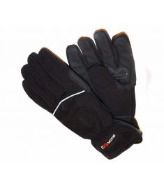 Coyote Urban Winter Padded Cycling Gloves Black