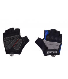 Carnac MTB Claw Fingerless Mitts Blue
