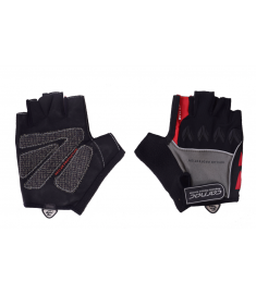 Carnac MTB Claw Fingerless Mitts Red