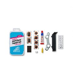Weldtite Airtite Puncture Repair Kit W/Tools