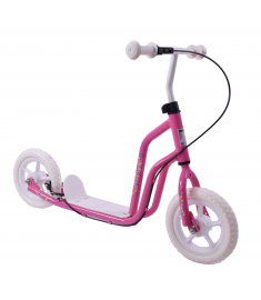 "Professional Princess Scooter 10"" Wheel Pink"