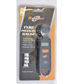 Roxter Digital Tyre Pressure Gauge 150 PSI