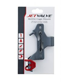 Jetvalve CO2 Bottle Cage Mount
