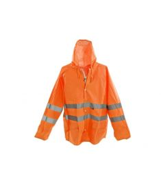 Wowow Orange Raincoat Hi-Viz
