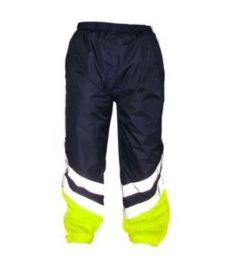 Wowow Yellow/Navy Reflective Trousers