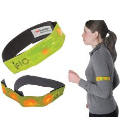3M Scotchlite Hi-Viz LED Lights Armband/Ankle Bands