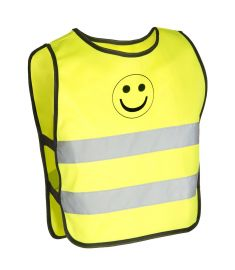 M-Wave Hi-Vis Reflective Safety Vest XXS-XS