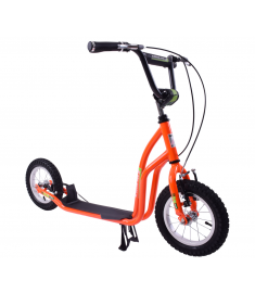 "Professional Scoot-Pro 12"" Wheel Scooter Orange"