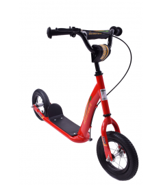 "Professional Scoot-X 10"" Wheel Scooter Red"