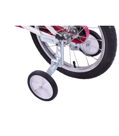 AMMACO DELUXE FLIP UP ADJUSTABLE STABILISERS 12-20""