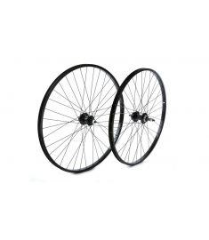 "Raleigh 26"" x 1.75"" Front Wheel Alloy Hub Black"